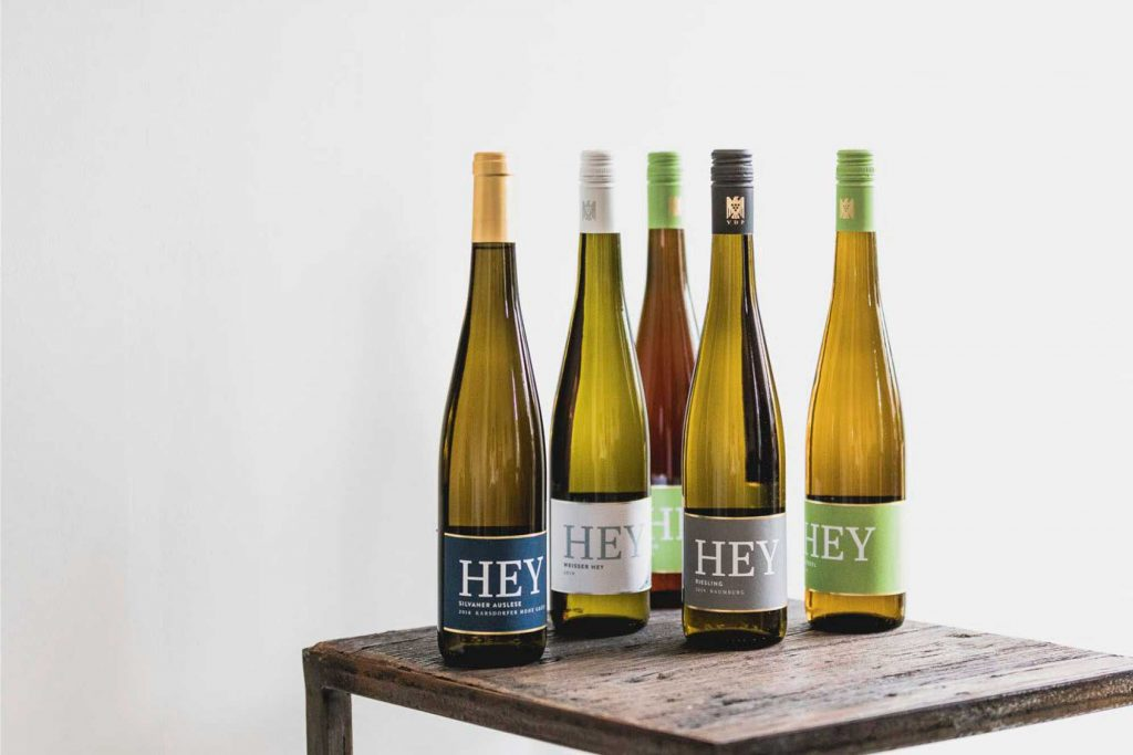 Weingut Hey - Kollektion
